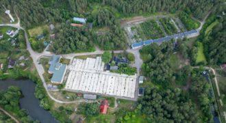 Коммерческая недвижимость в Царникавском крае, Латвия, 2080 м2
