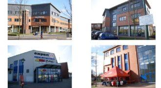 Коммерческая недвижимость в Гамбурге, Германия, 7703 м2