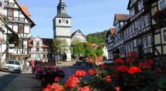 Коммерческая недвижимость в Гессене, Германия, 1448 м2