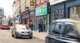 Коммерческая недвижимость в Лондоне, Великобритания, 68 м2