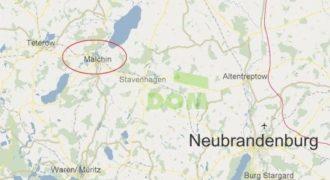 Коммерческая недвижимость в Мекленбурге-Передней Померании, Германия, 1131 м2