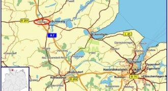 Коммерческая недвижимость в земле Шлезвиг-Гольштейн, Германия, 1047 м2