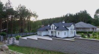 Коттедж Гродно, Беларусь, 263.1 м2