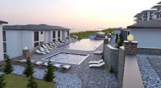 Квартира в Акбюке, Турция, 35 м2