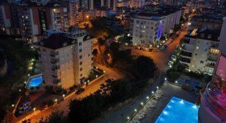 Квартира в Аланье, Турция, 120 м2