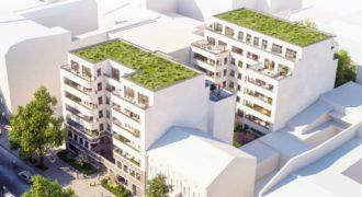 Квартира в Берлине, Германия, 35.76 м2
