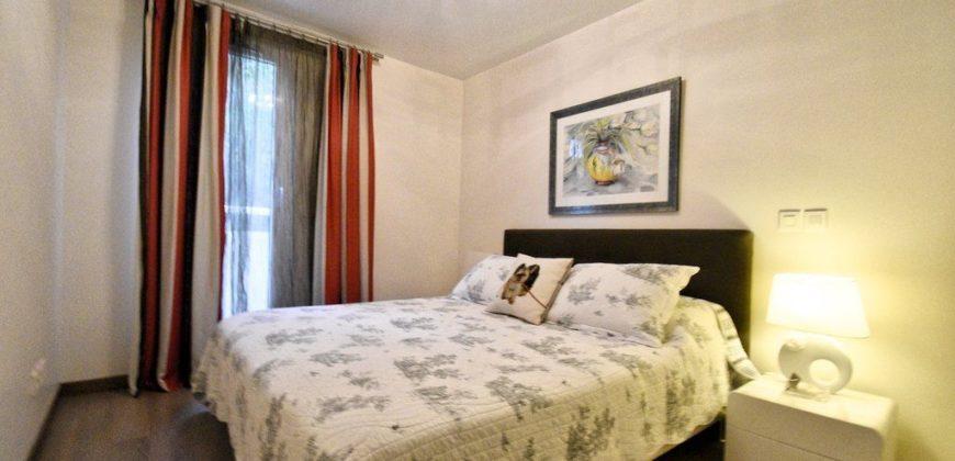 Квартира в Больё-сюр-Мер, Франция, 80 м2