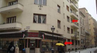 Квартира в Будапеште, Венгрия, 30 м2