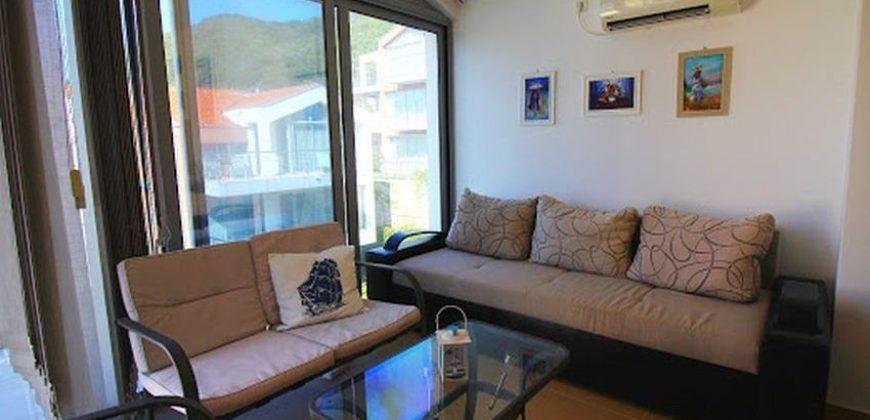 Квартира в Дженовичах, Черногория, 50 м2