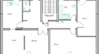 Квартира в Ганновере, Германия, 122.1 м2