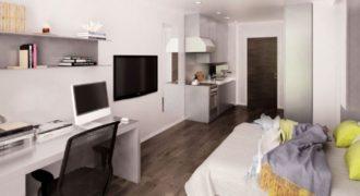 Квартира в Ливерпуле, Великобритания, 24 м2