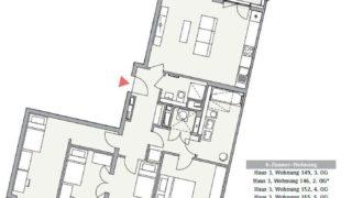 Квартира в Мюнхене, Германия, 107.79 м2
