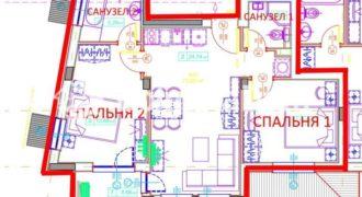 Квартира в Несебре, Болгария, 80 м2