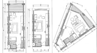 Квартира в Нячанге, Вьетнам, 47.39 м2