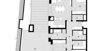 Квартира в Праге, Чехия, 120 м2