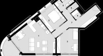 Квартира в Праге, Чехия, 88 м2