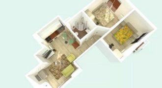 Квартира в Салониках, Греция, 50 м2