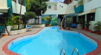 Квартира в Сосуа, Доминиканская Республика, 45 м2