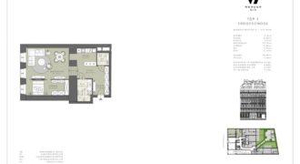 Квартира в Вене, Австрия, 70.89 м2