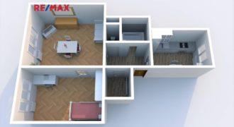 Квартира в Жатеце, Чехия, 53 м2
