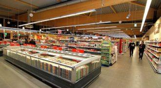 Магазин в Эрфурте, Германия, 4500 м2
