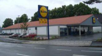Магазин в Геттингене, Германия, 5974 м2