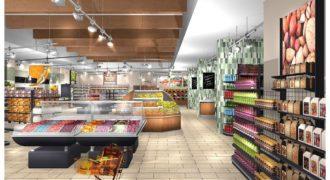 Магазин в Лейпциге, Германия, 7565 м2