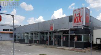 Магазин в Лютомере, Словения, 925 м2