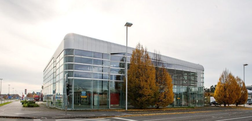 Магазин в Мариборе, Словения, 3600 м2