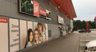 Магазин в Мурска-Соботе, Словения, 1015 м2