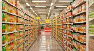 Магазин в Нюрнберге, Германия, 10800 м2