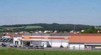 Магазин в Северной Баварии (Франконии), Германия, 1979 м2
