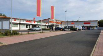 Магазин в Северной Баварии (Франконии), Германия, 2136 м2