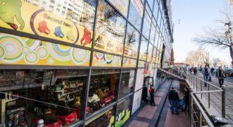 Магазин в Софии, Болгария, 732 м2