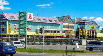Магазин в Тюрингии, Германия, 13000 м2