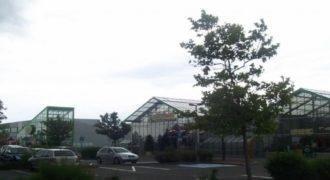 Магазин в Тюрингии, Германия, 5700 м2