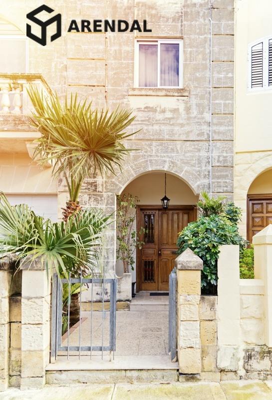 Советы по меблировке и декорированию таунхауса на Мальте