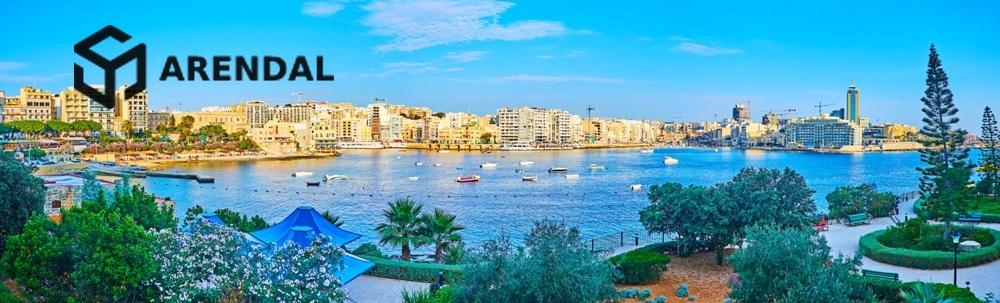 Кращі локації для відкриття бізнесу на Мальті