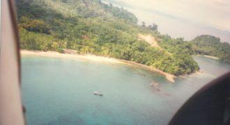 Остров Остров Rancherías o Coibita, Панама, 125 Га