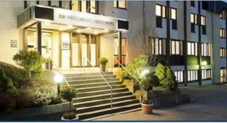 Отель, гостиница в Баден-Вюртемберге, Германия, 3331 м2