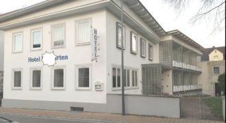 Отель, гостиница в Баден-Вюртемберге, Германия, 700 м2