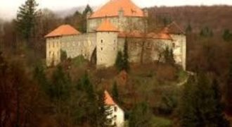 Отель, гостиница в Требне, Словения, 2500 м2