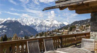 Шале в Вербье, Швейцария, 270 м2