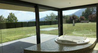 Вилла в Лугано, Швейцария, 920 м2