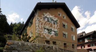 Вилла в Санкт-Морице, Швейцария, 303 м2