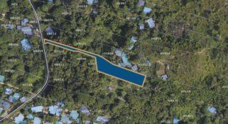 Земля на Маэ, Сейшельские острова, 2428 м2