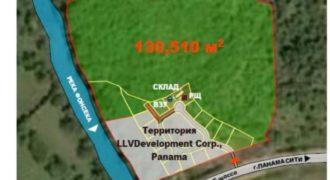 Земля province Chiriqui, Panama, Панама, 130510 м2