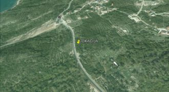 Земля в Близикуче, Черногория, 2140 м2