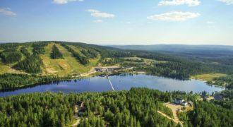 Земля в Хюрюнсалми, Финляндия, 1135 м2