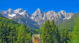 Земля в Краньской Горе, Словения, 1434 м2